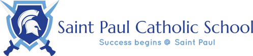 Saint Paul Catholic School  |  SUCCESS begins @ Saint Paul
